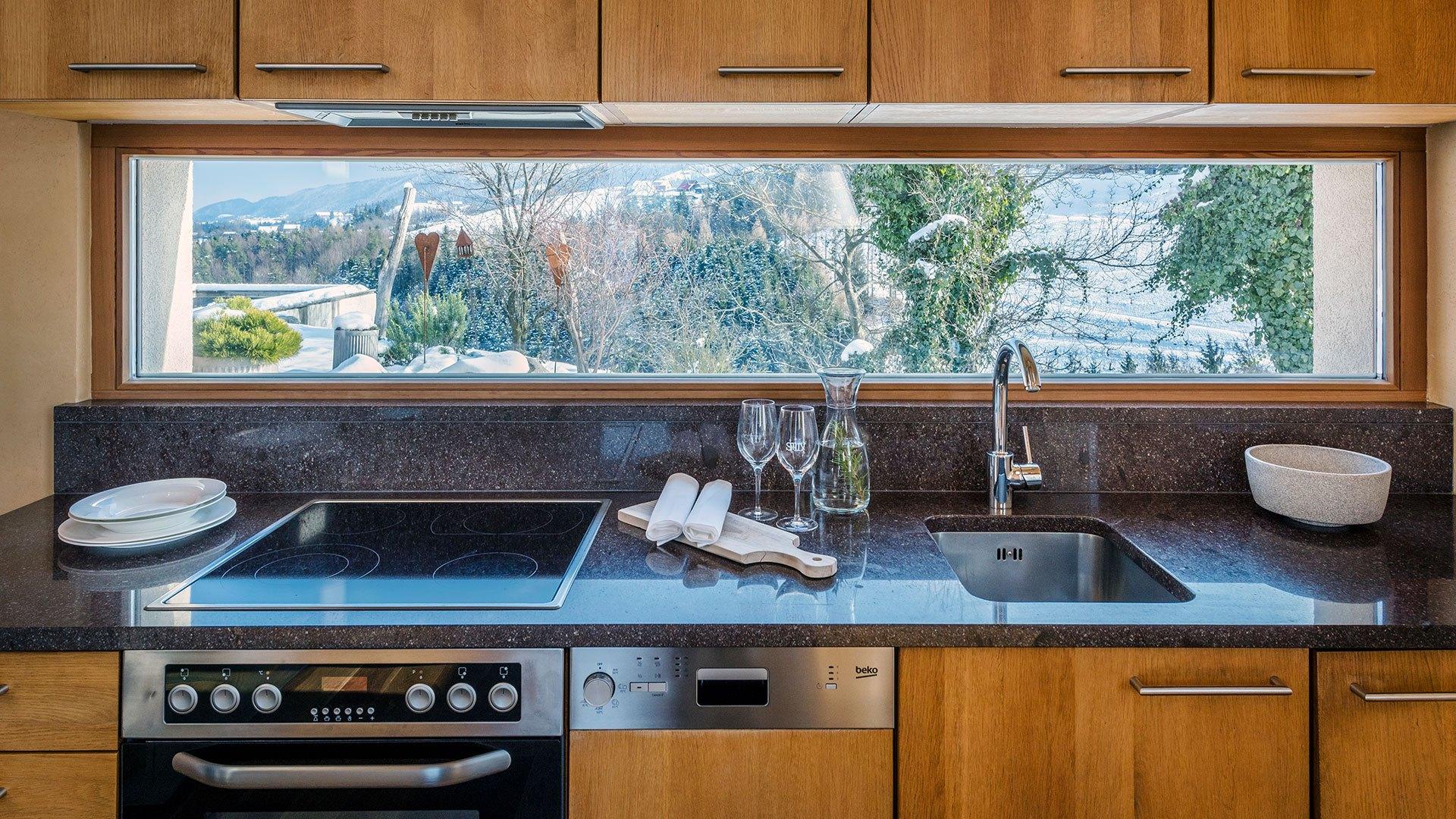 ferienhaus sterreich stadl am tunauberg villa mit sauna. Black Bedroom Furniture Sets. Home Design Ideas