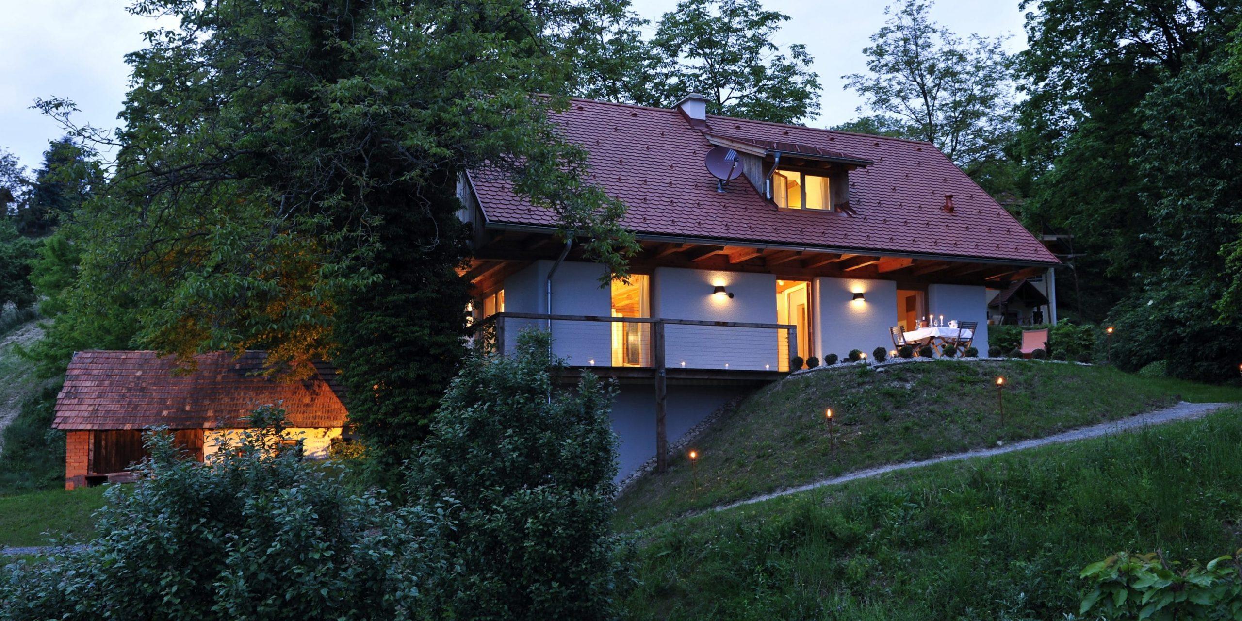 Ferienhäuser Österreich Winzerhaus