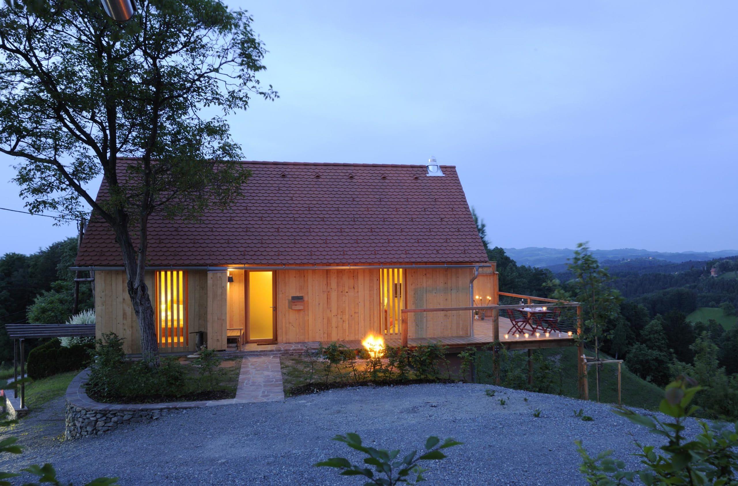 Ferienhäuser Österreich Tunauberg