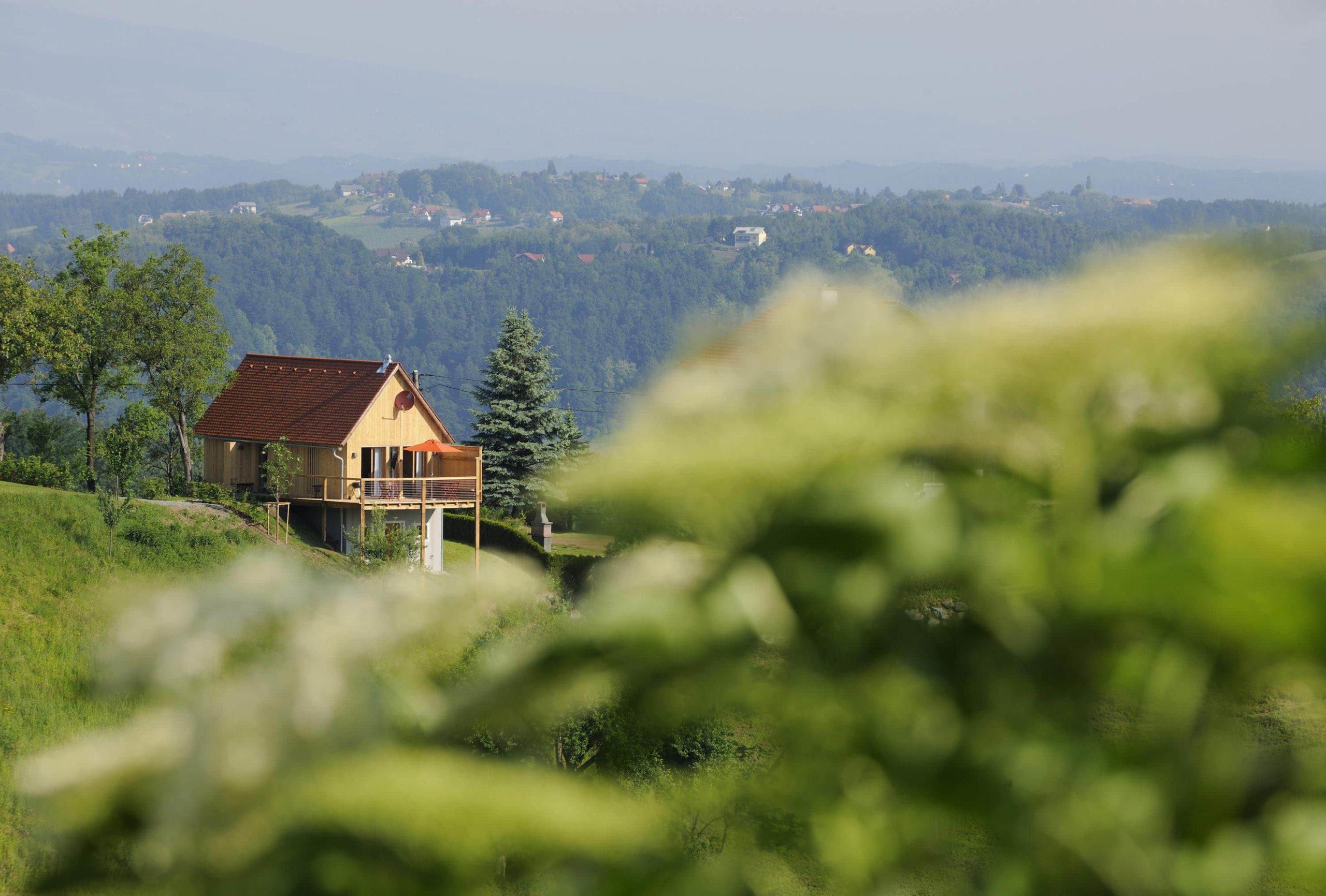 Ferienhäuser Österreich mit Lage