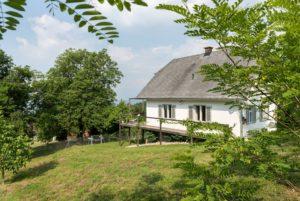 Ferienhäuser Österreich mit Garten